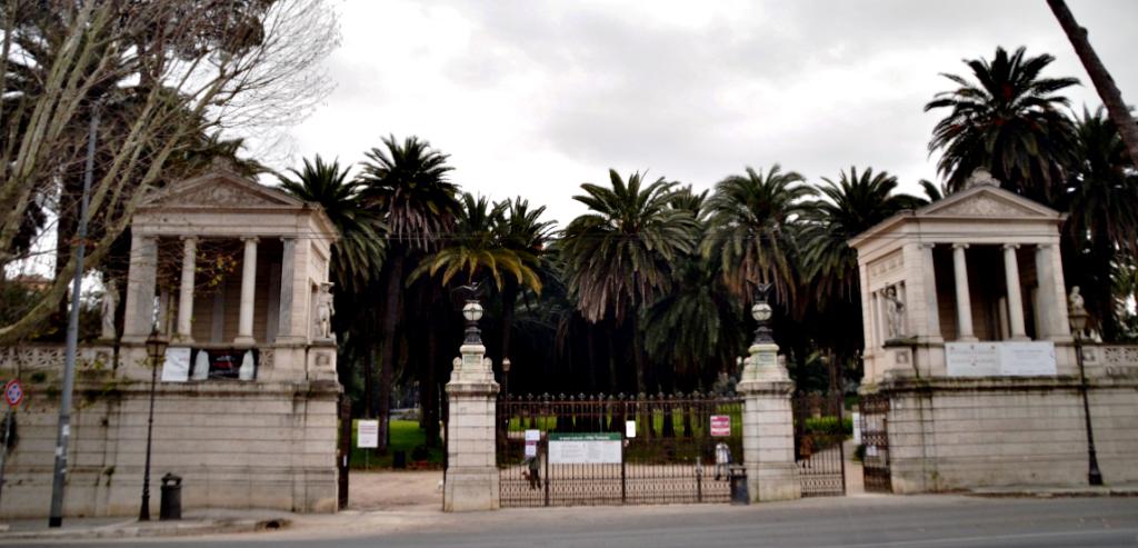 Villa torlonia istanti di bellezza - Via di porta pinciana 34 roma ...