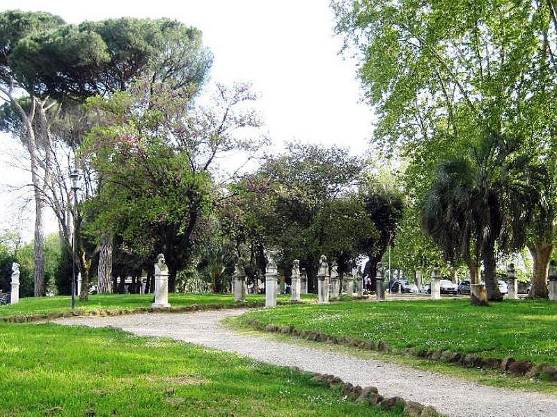 Passeggiata del Gianicolo - Istanti di bellezza