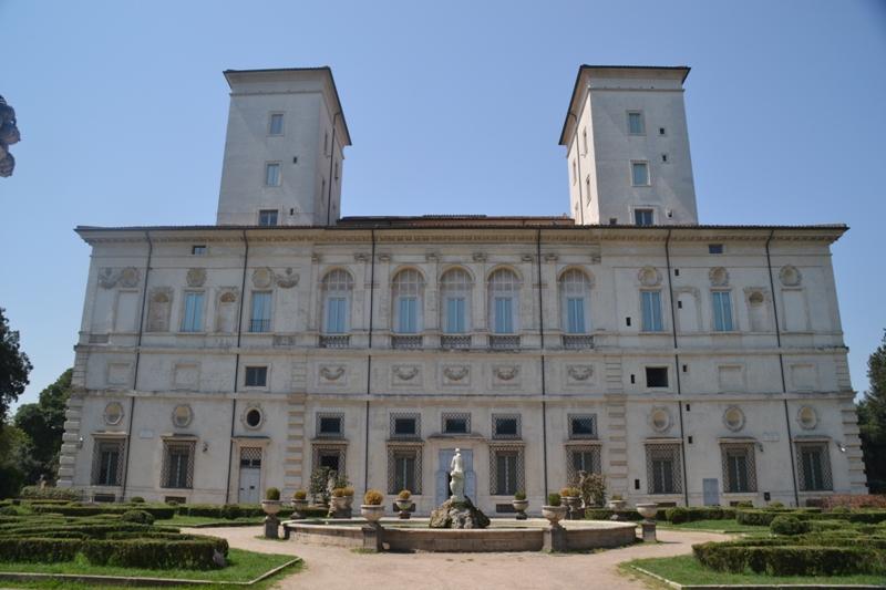 Villa borghese casino della meridiana