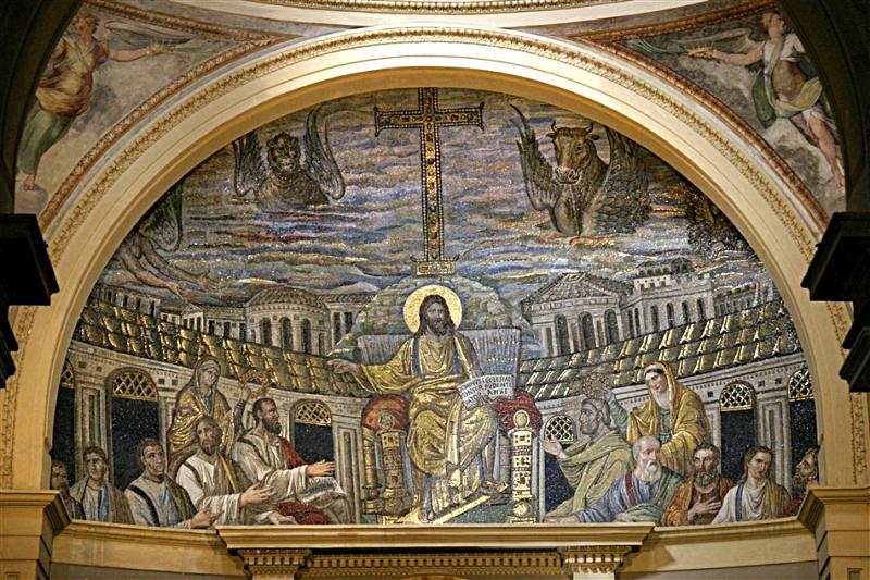 Risultati immagini per mosaici roma